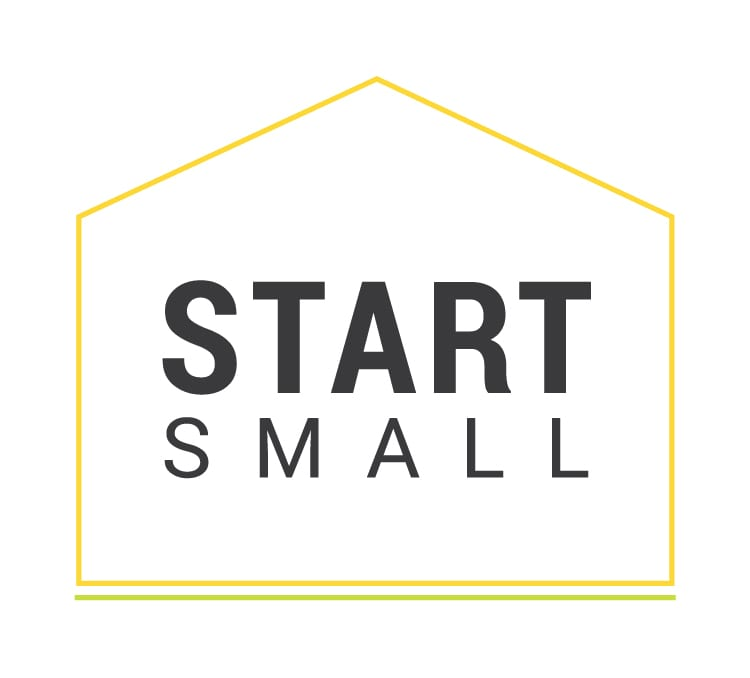 Start Small Tiny Home Project