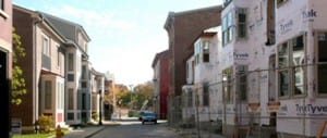 A new/historic neighborhood is re-emerging. Pleasant Street is being transformed.  Come See!