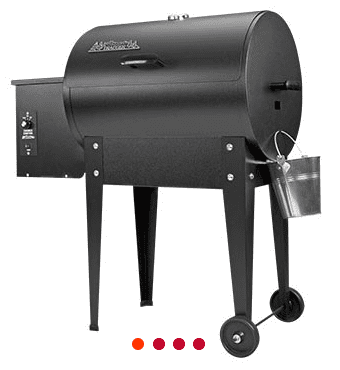 9. Waste sawdust pellet grill - You wouldn't believe it but sawdust is considered a renewable energy resource by the U.S. Green Building Council, we have a pellet stove in our LEED Platinum office. And you get the hardwood smell for free. Check out Trager Grills http://www.traegergrills.com/shop/detail/BBQ055#.VHZzTIfCAvY