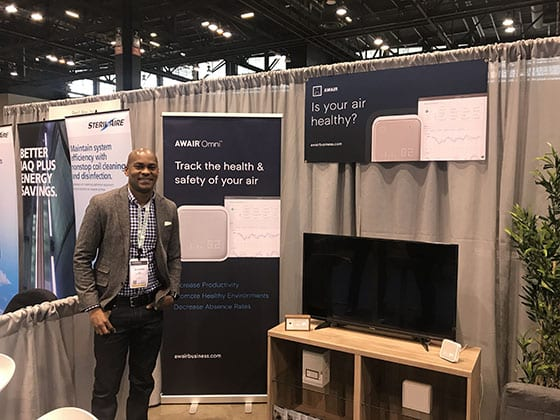 Air Quality at Greenbuild 2018