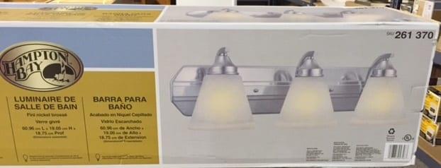 Bathroom BAr Light - ReSouce Cincinnati