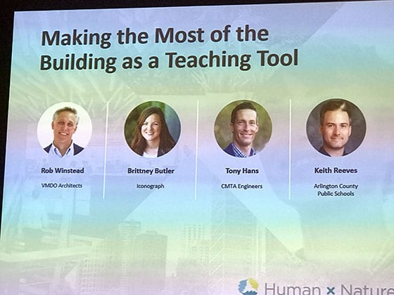 Building as a Teaching Tool - Greenbuild 2018