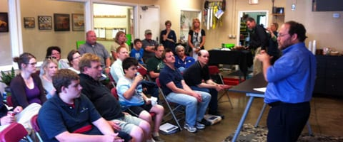 Cincinnati-Electric-Car-Club
