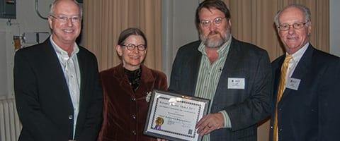 GreenSource Cincinnati Preservation Association Award