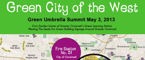 City's Green Roots Beginning to Flower – Green Umbrella Summit – May 3, 2013