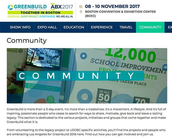 Greenbuild-2017