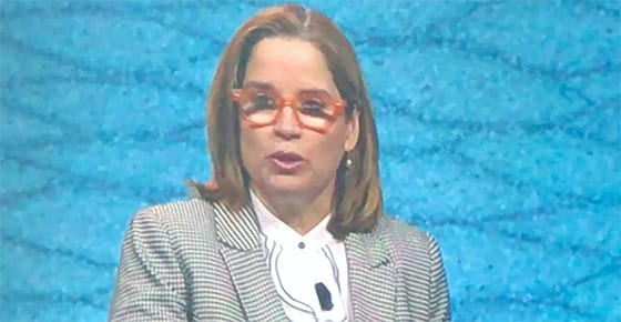 Mayor Carmen Yulín Cruz closes Greenbuild 2018