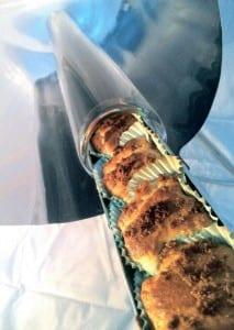 SolarQue Solar Powered BBQ