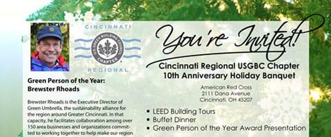 USGBC 2012 Holiday Banquet Invite