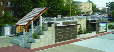 May 29 2012 Green Roof Seminar At The Civic Garden